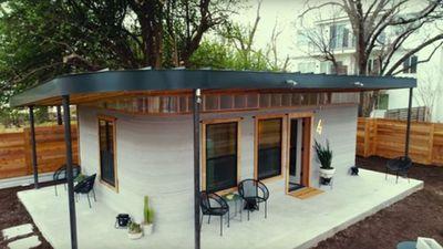 Casas feitas por impressoras 3D ficam prontas em apenas 48 horas