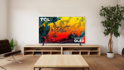 TCL lança novas TVs 4K com mini-LED e Google TV por preço agressivo