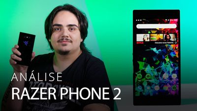 Razer Phone 2, gamer com Chroma [Review / Análise]