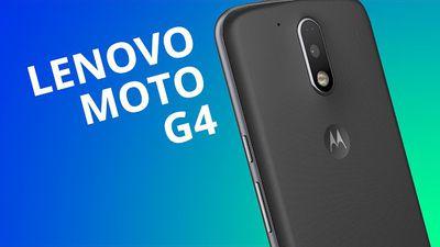 Lenovo Moto G4 com TV [Análise]