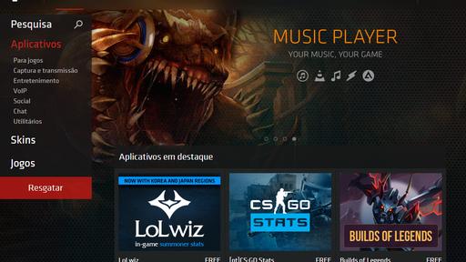 Plataforma de apps in-game Overwolf chega ao Brasil