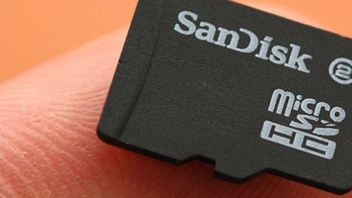 Cartão microSD da SanDisk com 128 GB de capacidade é o maior já lançado no mundo