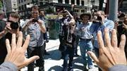 Assista ao primeiro vídeo gravado com o 'Project glass', os óculos do google