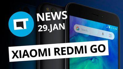 Correios lançam serviço de importação dos EUA; Xiaomi anuncia Redmi Go [CT News]
