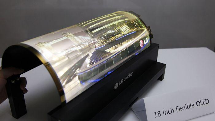 Celular com tela enrolável da LG ganha data de lançamento e codinome – Canaltech