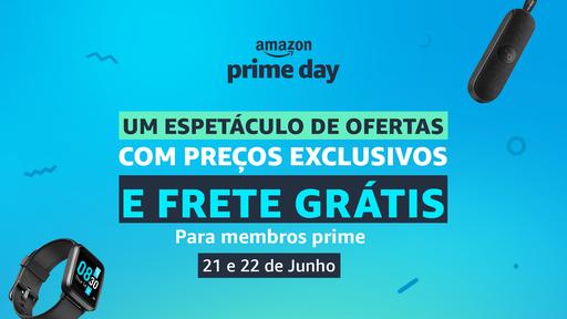 PRIME DAY   Saiba como aproveitar as promoções imperdíveis no evento da Amazon