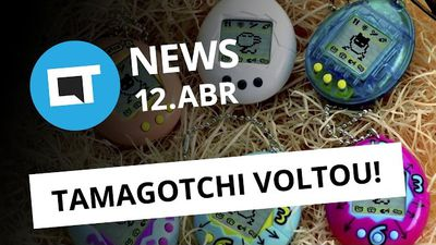 Tamagotchi de volta; marketplace da Amazon no BR; notebooks Samsung e + [CTNews]