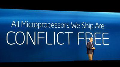 'Intel não usará mais minerais de zonas de conflito em seus chips', diz CEO
