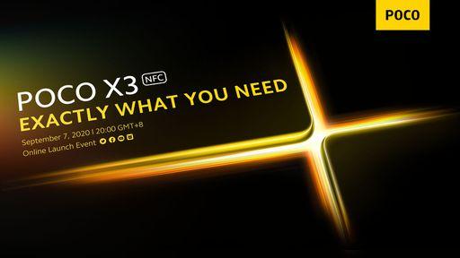 Poco X3 NFC tem detalhes divulgados em vídeo de hands-on; confira