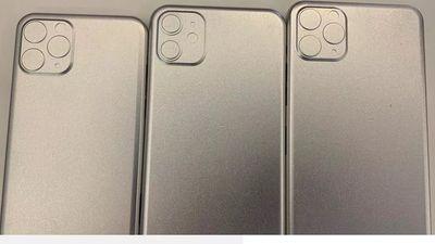 """Mais vazamentos indicam que novos iPhones chegarão com câmeras """"quadradas"""""""