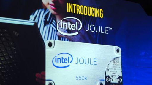 Intel apresenta Joule, chip com desempenho de um 'PC inteiro'
