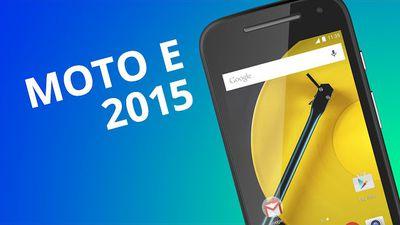 Motorola Moto E 2015 [Análise]