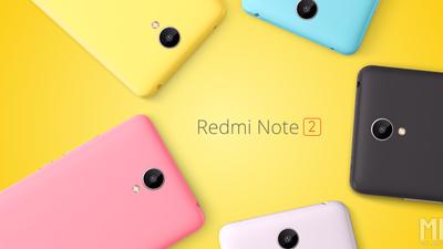 Conheça o novo Xiaomi Redmi Note 2