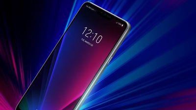 LG diz que havia planejado o notch do G7 ThinQ antes do lançamento do iPhone X