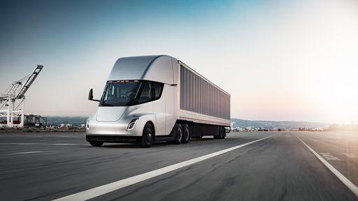 Caminhão elétrico da Tesla deve ter produção iniciada em breve