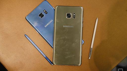 Samsung pode anunciar segundo recall do Galaxy Note7