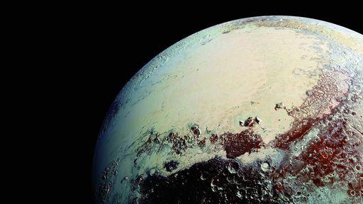 NASA pensa em estudar Plutão mais uma vez lançando sonda aperfeiçoada para lá