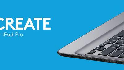 Logitech lançará teclado especial para o novo iPad Pro