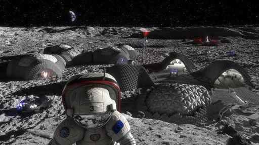 A atual corrida espacial entre EUA, Europa, Rússia e China para se firmar na Lua