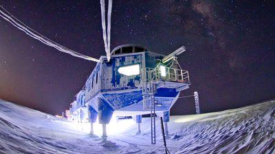 Estação de pesquisas na Antártida é fechada por conta de rachaduras no gelo