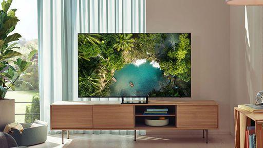 Samsung pode lançar TV com tecnologia rival do OLED da LG no início de 2022