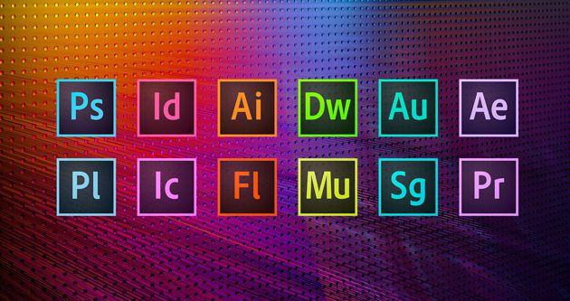 A Adobe Creative Cloud reúne todos os programas da famosa fabricante de softwares por uma assinatura mensal que chega a R$ 89. Photoshop, Illustrator, Premiere Pro, Dreamweaver e outros estão inclusos.