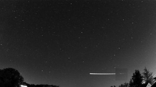"Rocha espacial ""salta"" na atmosfera da Terra e volta ao espaço; veja o vídeo"