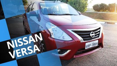 Nissan Versa Unique 1.6 16v flex (2017) [CT Auto]