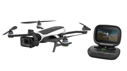GoPro anuncia drone Karma e novas Hero5 Black e Session