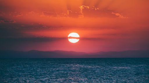 Como é o nascer do Sol em outros mundos do Sistema Solar?
