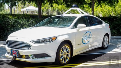 Intel quer ser líder do mercado de carros autônomos