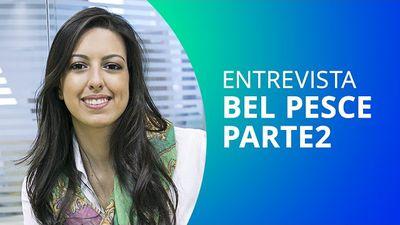 Como realizar seus sonhos, empreender e inovar - Bel Pesce [CT Entrevista Pt. 02