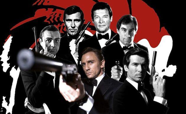 James Bond no Netflix
