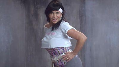 Gretchen, Rainha dos Memes, viraliza no mundo todo com clipe de Katy Perry