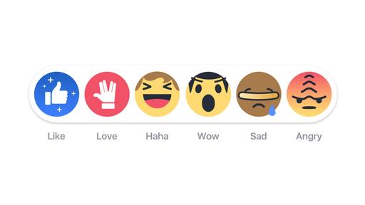 Facebook homenageia Star Trek com Reactions personalizados, mas não agrada tanto
