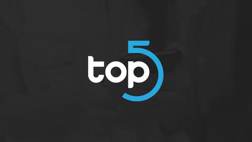 TOP 5   As notícias mais lidas da semana no Canaltech (10/8 a 16/8)