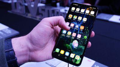 LG adia lançamento do smartphone V50 ThinQ indefinidamente