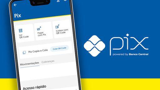 Como usar o Pix no Banco do Brasil