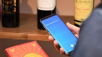 Usuários do Galaxy S8 e S9 também podem customizar o Bixby
