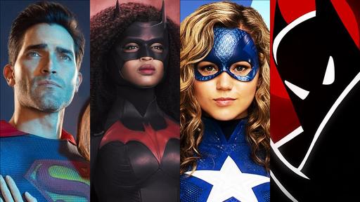 Séries de super-heróis exclusivas do HBO Max