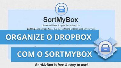 Organize seus arquivos dentro do DropBox com o SortMyBox [Dicas e Matérias]