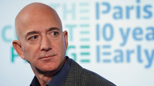 Após deixar direção da Amazon, Jeff Bezos pode focar esforços na Blue Origin