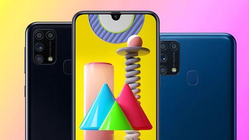 Galaxy M31 é o 1º intermediário da Samsung a receber o Android 11 com a One UI 3
