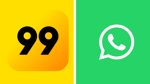 Como chamar uma corrida na 99 pelo WhatsApp