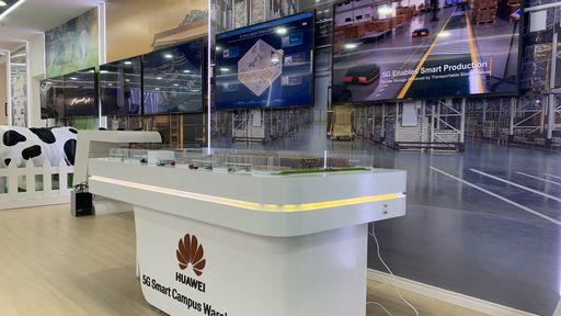 Huawei investe R$ 35 mi em centro de inovação e quer liderar o 5G na indústria