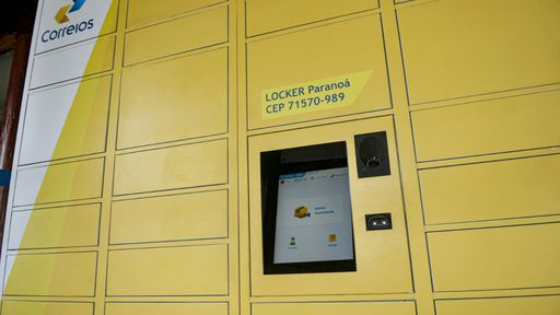 A exemplo da Amazon, Correios inauguram serviço de lockers para encomendas