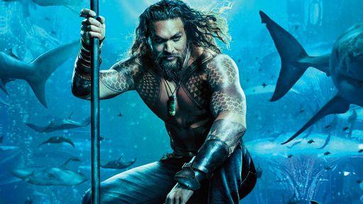 Aquaman 2 │ Primeira foto de bastidor pode ter revelado história do filme