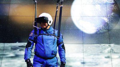 NASA e Samsung criam experiência de visitação à lua em realidade virtual