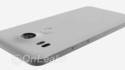 Novas imagens revelam mais detalhes sobre o novo LG Nexus 5