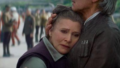 Lucasfilm nega participação de Carrie Fisher em Star Wars: Episódio IX